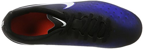 Nike Unisex Adults' 844204-016 Football Boots Black (Black / White-paramount Blue-hyper Orange) gQLwCsyh