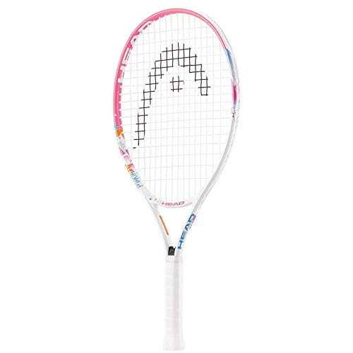 HEAD Maria 23 Junior Tennis Racquet (White/Pink)