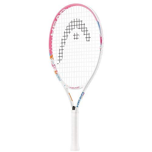 HEAD Maria 23 Junior Tennis Racquet (White/Pink) ()