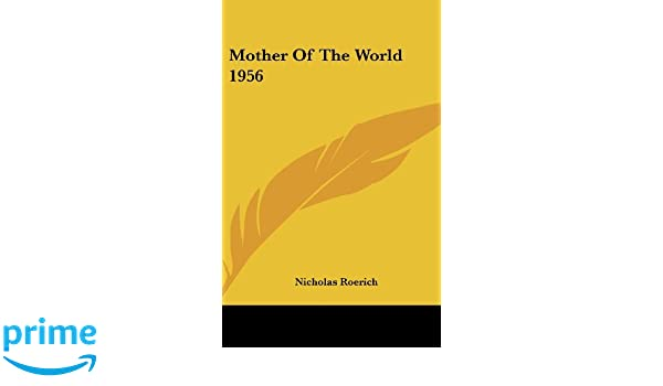 Mother of the World 1956: Amazon.es: Nicholas Roerich ...