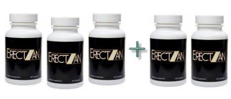 Résultats immédiats et à long terme - Erectzan Male Enhancement Formula - 3 mois d'approvisionnement + 2 MOIS GRATUIT! LIVRAISON GRATUITE