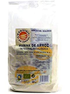 Harina de arroz integral eco, 500g