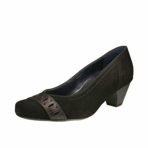 ara - Zapatos de vestir de ante para mujer