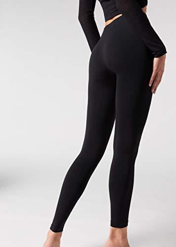 CALZEDONIA Femme Legging en microfibre très couvrant