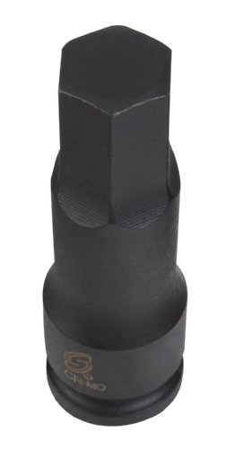 Sunex 364810 3/8-Inch Drive 16-mm Hex Impact Socket ()