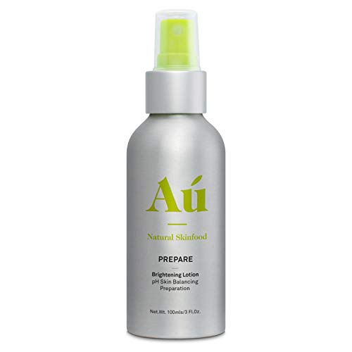 Prepare Brightening Toner by Au Natural Skinfood | 16+ Manuka Honey & Kiwifruit Extract Toner Spray | Certified | Food For Your Skin | Hydrating Mist Balances Skin pH | All Skin Types | 100 mL