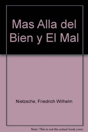 Mas Alla del Bien y El Mal (Spanish Edition) PDF