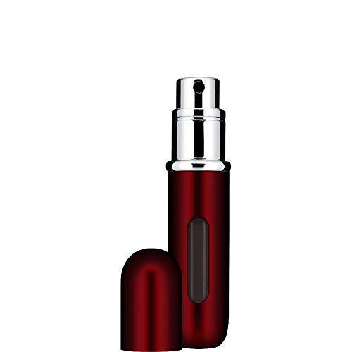 Burgundy Refillable (Travalo Classic HD Refillable Perfume Atomizer (Burgundy))