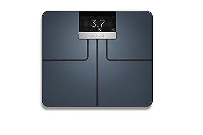 Garmin index Smart Scale - Black (Certified Refurbished)