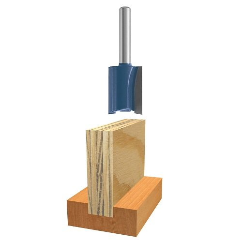 (Bosch 84600M 15/64 In. x 3/4 In. Carbide Tipped Plywood Mortising)