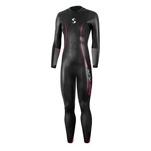 Synergy Adrenaline Women's Fullsleeve Triathlon Wetsuit (WX)