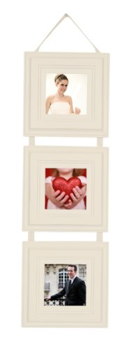 MyBarnwood Frames - Ribbon Hanging Collage 3, 5x5