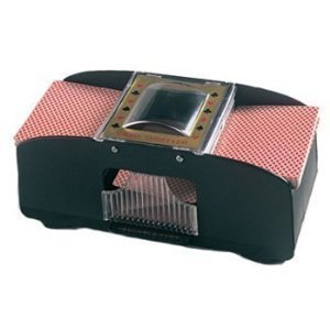 CHH 2 Deck Card Shuffler (#2609)