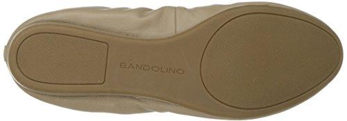 Bandolino Vrouwen Fadri Ballet Flat Cafe Latte