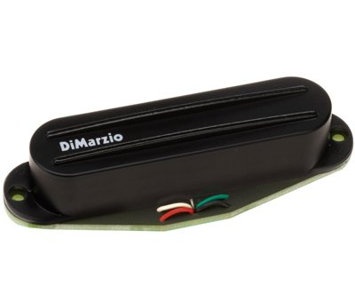 DiMarzio DP226 BC2 Billy Corgan Bridge Pickup Black ()