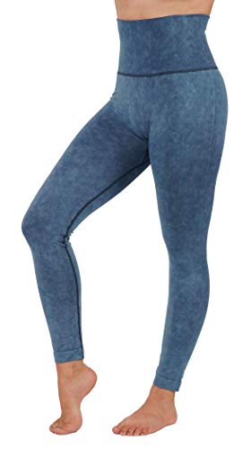 Vibrant Vixen Women's Yoga Pants Workout Leggings High Waist Dipdry Activewear (L fit 10-12, - Shadow Stripe Pants