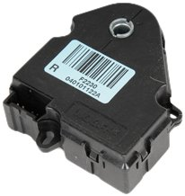 ACDelco 15-73644 GM Original Equipment Air Conditioning Vacuum Actuator