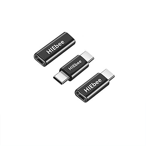 Adaptador de extensión USB 3.1 [Paquete 3 en 1]