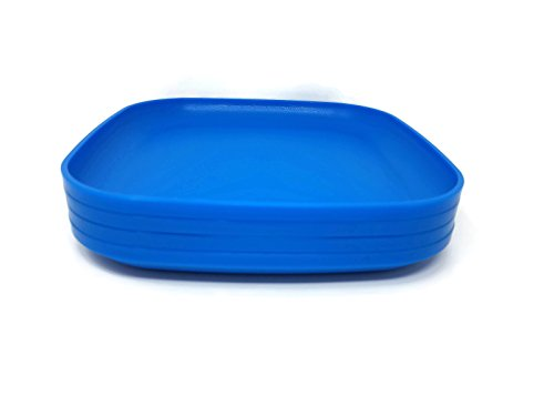 Tupperware Luncheon Plate Sapphire Blue 8 Inches  sc 1 st  Plate Dish. : tupperware square plates - pezcame.com