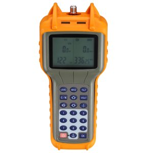 Ruiyan RY-S110 Handle Digital Signal Level Meter DB Tester Cable TV USA STD-CATV 47~870MHz 30dBuV ~ 120 dBuV 20dB ~ 50 dB (Catv Cable Hardware)