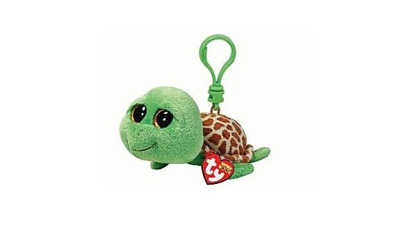 Llavero tortuga Zippy de TY: Amazon.es: Juguetes y juegos