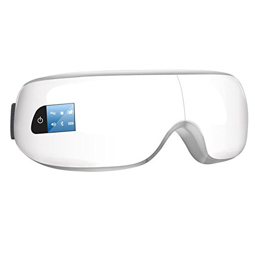 Electric Eye Massager Eye Vision Improvement Eye Care Glasses Massager Health Care Tools Applicable for Computer Operators, Drivers and Students etc by RONSHIN