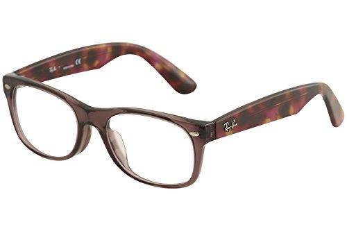 Ray-Ban RX5184F Eyeglasses Opal Brown - 5184 Ray Ban