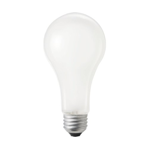 Philips 169482 50/100/150-watt A21 3-Way Light Bulb, Soft Wh
