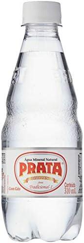 Água Prata Com Gás 310Ml