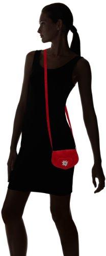 Femme X Eu Rouge 0217403 By Andrea Hirschkogel 17x13x4 Bandoulière b Sacs H Rot 021 rot Conti T Cm Y6HFTq