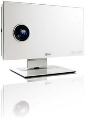 LG en 110 W JD DLP-proyector (Contraste de 2500:1; 1000 lúmenes ...