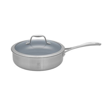 Spirit Nonstick 3-qt. Saute Pan with Lid (Thermolon Pan compare prices)