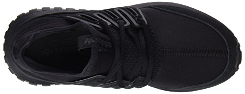 adidas Tubular Radial, Zapatillas Unisex Adulto Negro (Core Black/Core Black/Dark Grey)