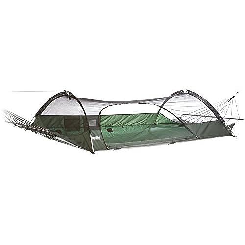 Lawson Hammock Blue Ridge C&ing Hammock Forest Green  sc 1 st  Amazon.com & Flying Tent: Amazon.com