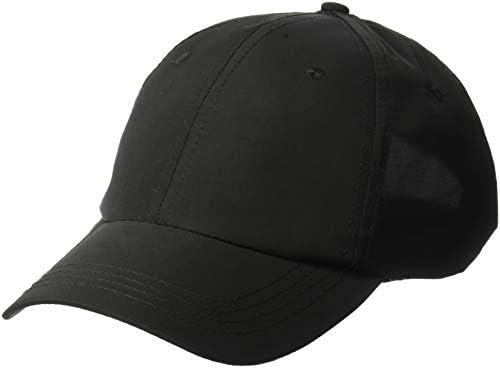 Steve Madden Womens Allover Nylon Baseball Hat with Sm Logo Lining Baseball Cap