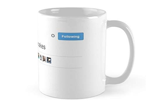 "SeaZTh Mug Lil B Tweet""RT this if you like soft pancakes"" Mug - 11oz Mug - Made from Ceramic - Best gift for family friends"