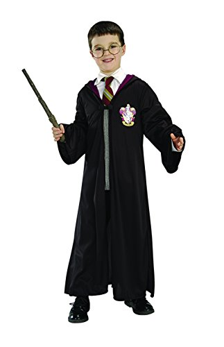 Harry Potter Costume Kit (Ages 8 to 10 Years) (Size : 12-14) (Book Costumes For Adults)
