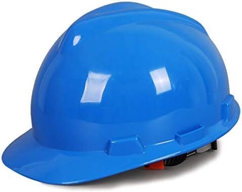 ヘッド保護 建設ヘルメット - 光伝送PE換気汗止め工事担当者 作業安全装置 (色 : オレンジ)
