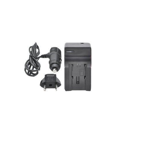 NB-10L High-Capacity Battery, Car/Home Charger for Canon PowerShot SX50 HS, SX40 HS, G15, G16, G1 X, SX60 & More. Cameras & an eCostConnection Complete Starter Kit by eCostConnection (Image #2)