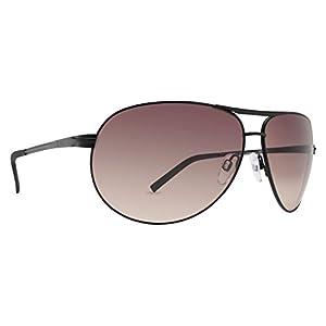 Dot Dash Buford T Sunglasses, Primary Color: Black, Distinct Name: Black / Gradient Lens, Gender: Mens/Unisex, Size: OSFM
