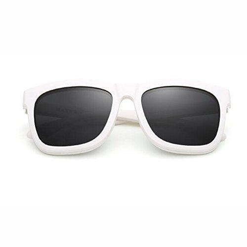 De Gafas TR90 Macho Color Anti Ultralight Lentes UV 3 Femenino Uso Sol 3 Marco Polarizadas De Los Dual ZX SHgcp4ng