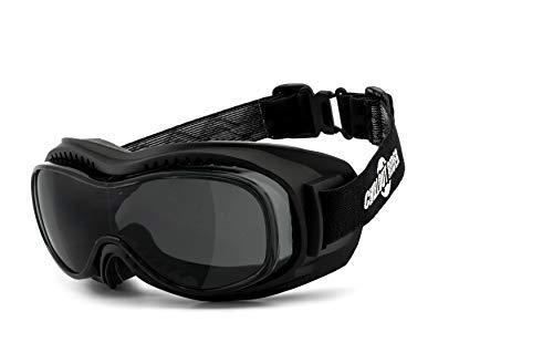 Chillout Rider®   Motorrad Überbrille   Motorradbrille für Brillenträger   beschlagfrei   HLT® Kunststoff…