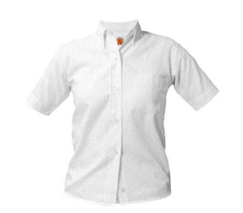 Adults Sleeve School Uniform Oxford