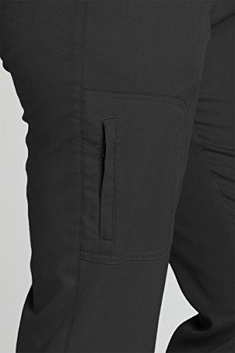 Grey's Anatomy 4277 Straight Leg Pant Black M by Barco (Image #3)
