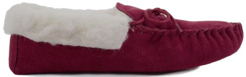 SNUGRUGS , Chaussons pour femme Rose Dark Pink