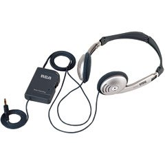 RCA HPNC050 Noise Canceling Headphone