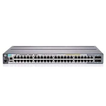 Amazon com: HP Aruba 2920-48G-POE+ Switch (J9729A
