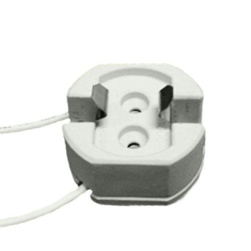 Osram Metal Halide (SYLVANIA 69370 - G12 Base - Steatite Socket - 24 in. Leads - 18 AWG - 200 Deg. C - Use with Halogen & Metal Halide Lamps)