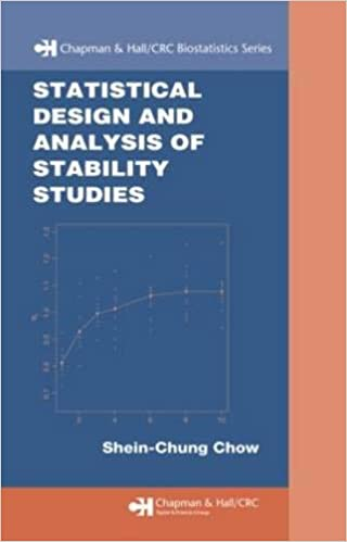 PDF Statistical Design and Analysis of Stability Studies