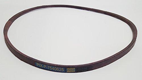 Mtd Grass (Pix Belt With Kevlar Made To FSP Specs To Replace Belt Number 754-0625, 954-0625, 754-0625A, 954-0625A MTD, Cub Cadet String Trimmer Belt Trimme)